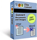 123FileConvert: Convert Word to PDF